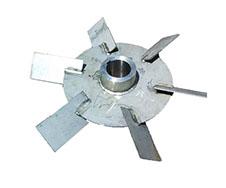 45度圆盘涡轮式搅拌器