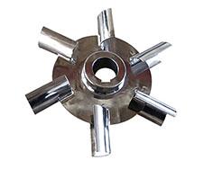 碳钢圆盘涡轮式搅拌器